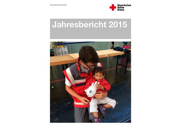 Der Jahresbericht 2015 umfasst neben redaktionell aufbereiteten Berichten auch einen umfassenden Statistikteil.