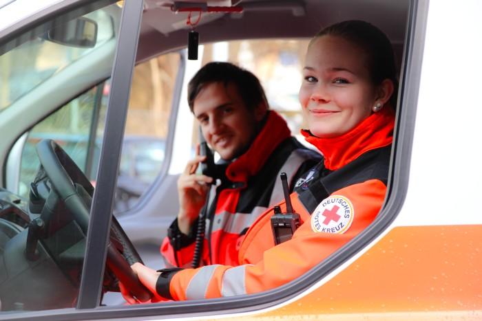 Rettungsdienst BRK Rosenheim