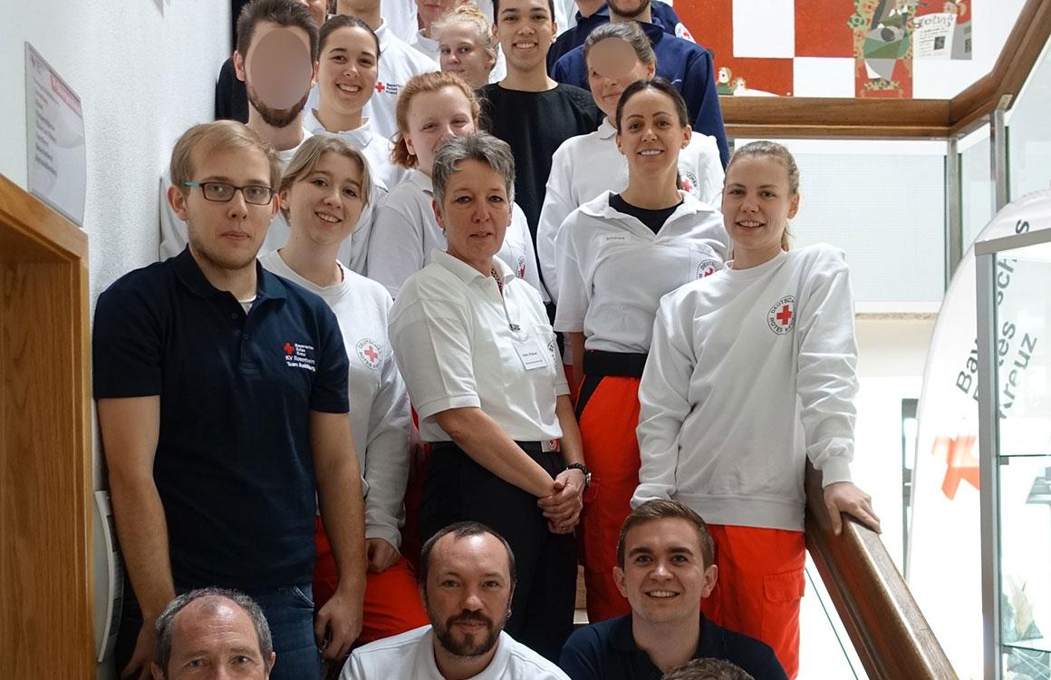 Teilnehmer des Fachlehrgangs