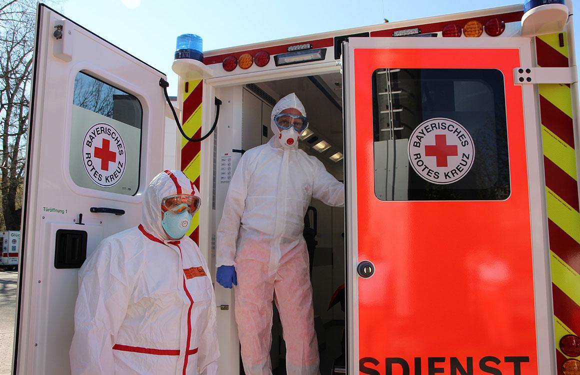 Abschluss mit Bestnoten: unsere neuen Notfallsanitäter