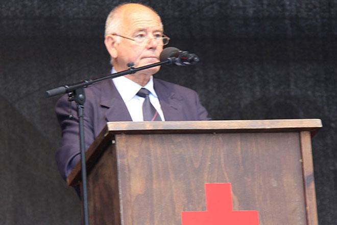 Karl-Heinrich Zeuner nimmt Abschied
