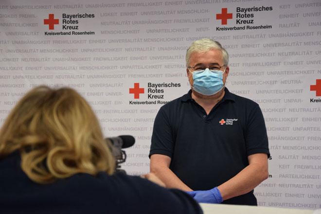 Aufnahmen für Online-Erste-Hilfe-Kurse