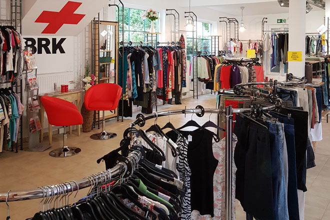 Mit einem Klick zum Kleiderladen Rosenheim