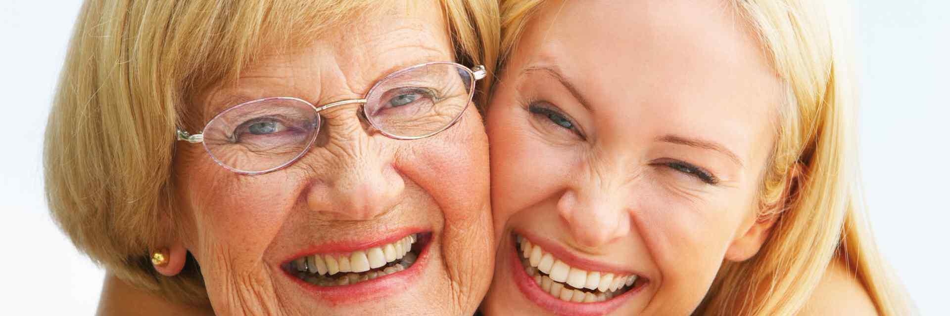 Entlastenden Hilfen für pflegende Angehörige